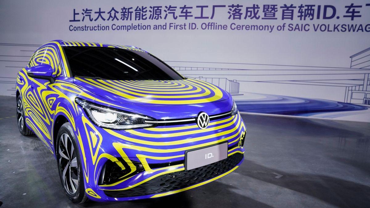 Volkswagen chce investovat do čínského výrobce baterií