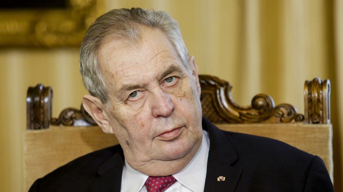 Hodnocení kandidáta vám nepřísluší, vzkázal soud Zemanovi ve sporu o jmenování