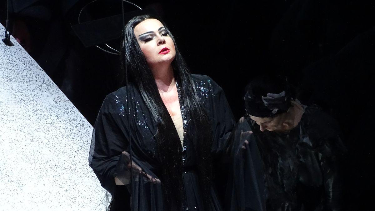 Eliška Weissová debutovala jako Turandot