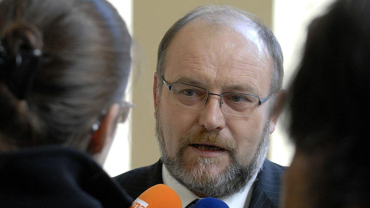 Zemřel bývalý senátor Adolf Jílek
