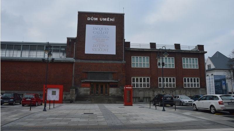 Galerie výtvarného umění Ostrava představuje díla grafika Jacquese Callota