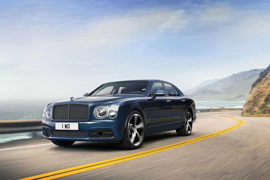 Bentley Mullsane 6.75 Edition by Mulliner