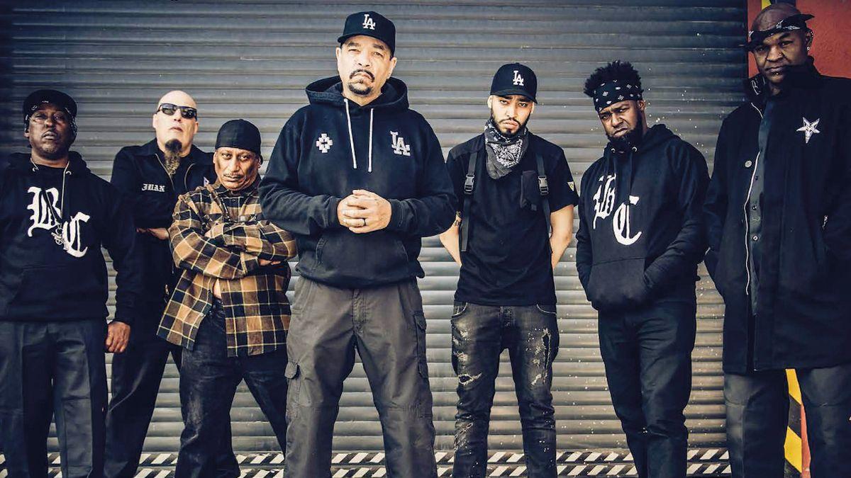 Body Count a Ice-T vystoupí v Roxy
