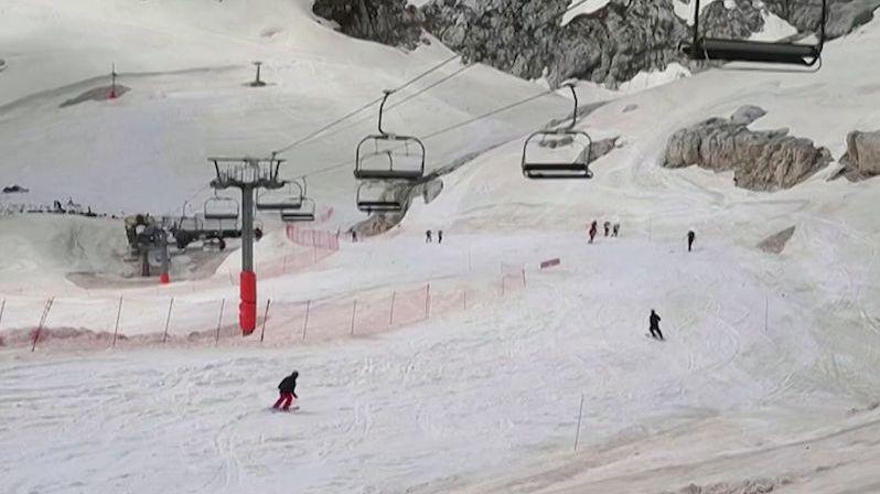 Slovinsko otevírá skiareály