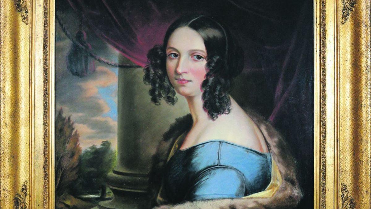 Muzeum v Žihobcích má konečně portrét kněžny
