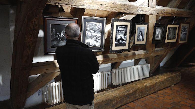 Jsou tam i pěkný sprosťárny, ale vybírala to manželka, říká Jan Saudek k nové výstavě