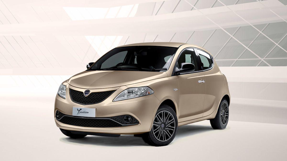 Lancia stále žije, jediný model v nabídce má projít modernizací