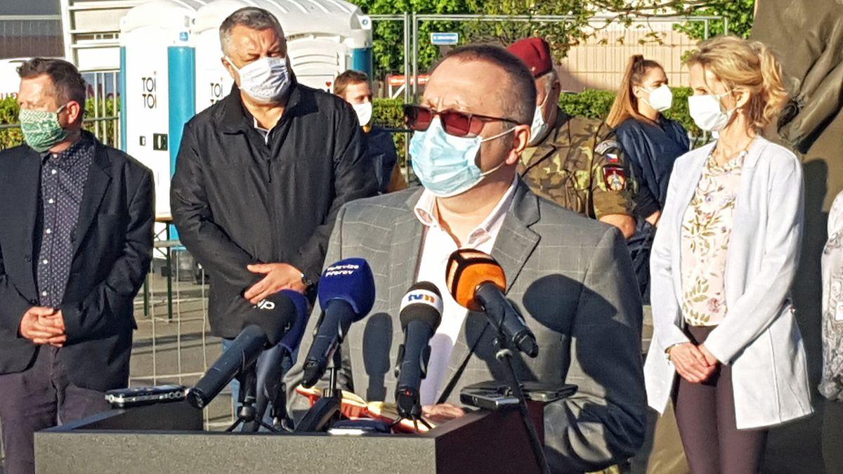 Na Olomoucku skončilo testování kolektivní imunity, zapojilo se 9600 lidí