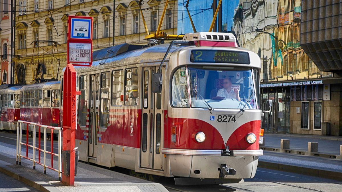 V centru Prahy vzniknou nové tramvajové zastávky