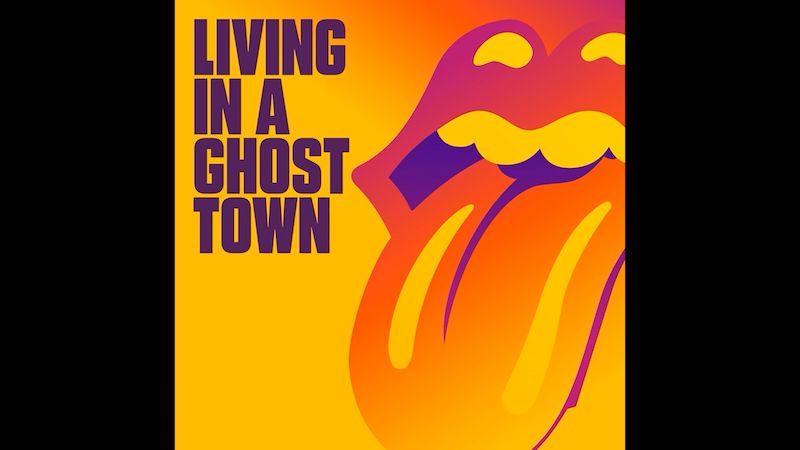 Rolling Stones vydali singl Living in a Ghost Town