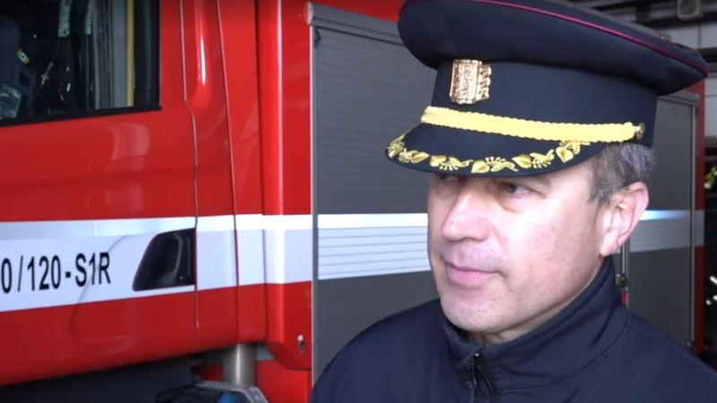 Dva pražští hasiči mají koronavirus