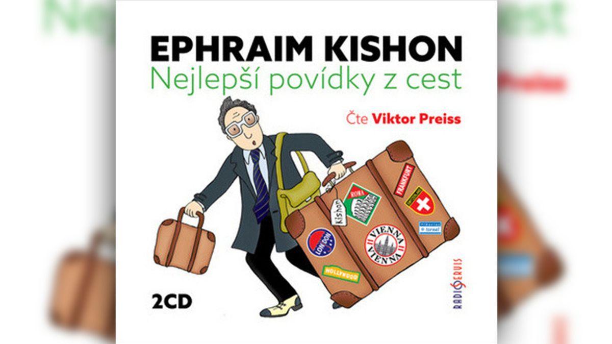 Úsměvné audioknižní cestování s Ephraimem Kishonem