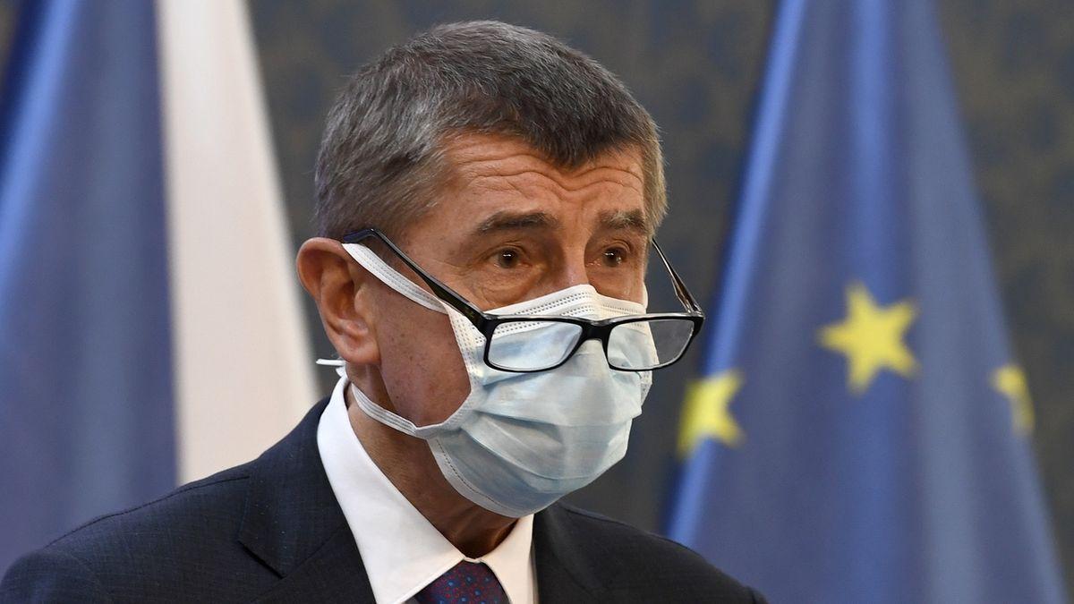 Česko přijme pacienty s koronavirem z Francie, oznámil Babiš