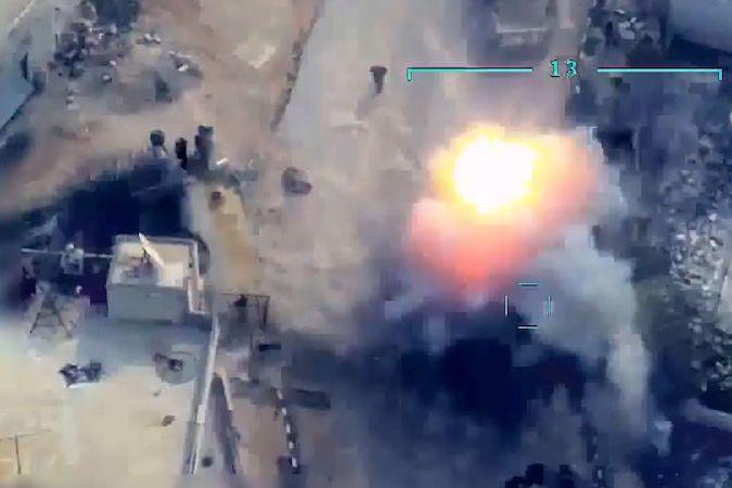 Syrské nálety v Idlibu usmrtily desítky tureckých vojáků.