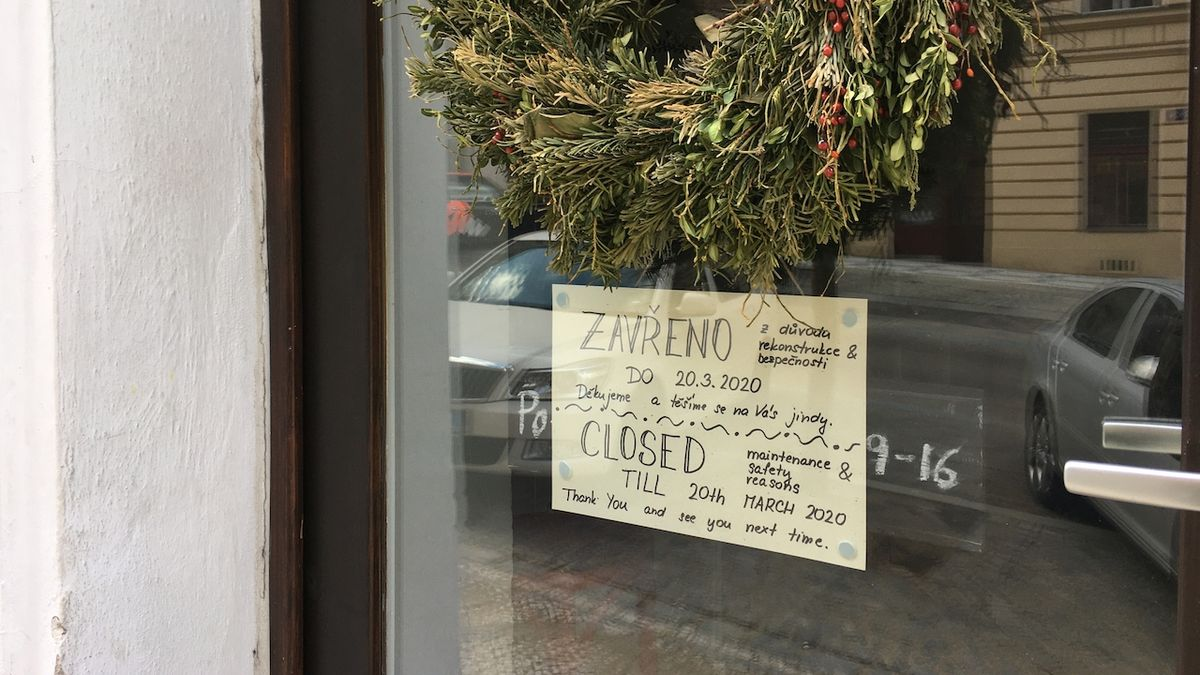 Zavřený podnik už na peníze od státu nedosáhne