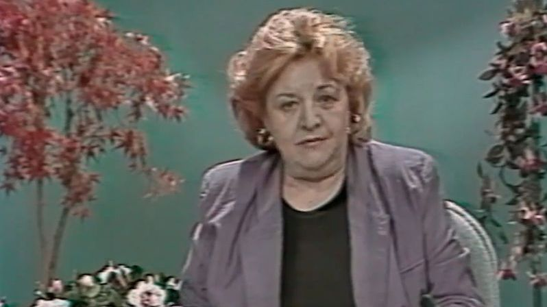 Zemřela herečka Eva Krížiková