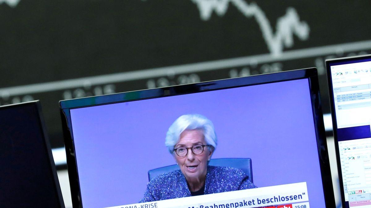 Inflace v eurozóně se vyšplhala na 2,2 procenta