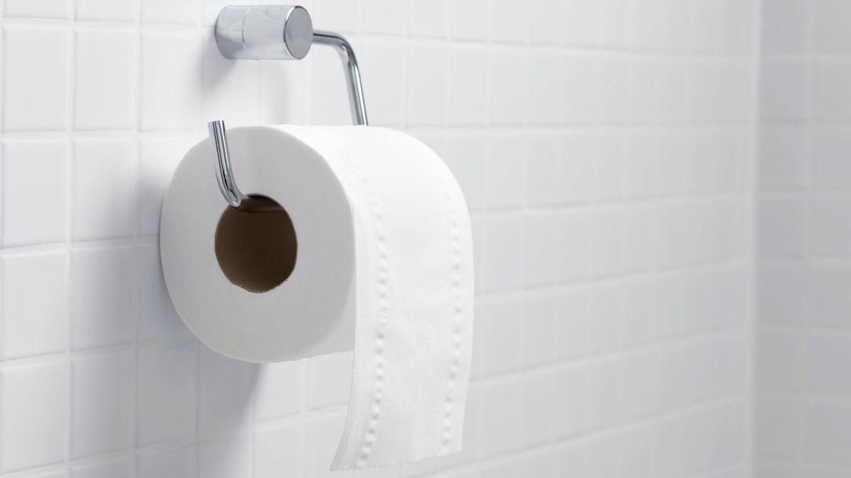 Toaletní papír se krade i na prestižní adrese