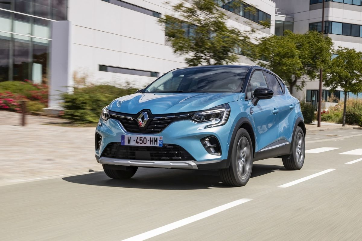 Renault Captur E-Tech Plug-in