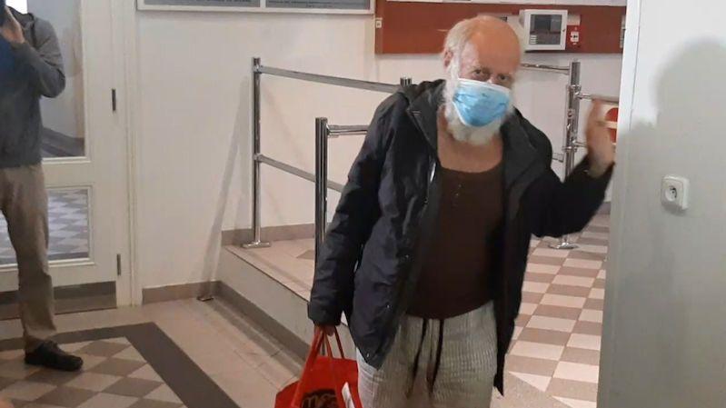 Soud potvrdil důchodci čtyři roky za zapálení ubytovny v Plzni, kde uhořela žena