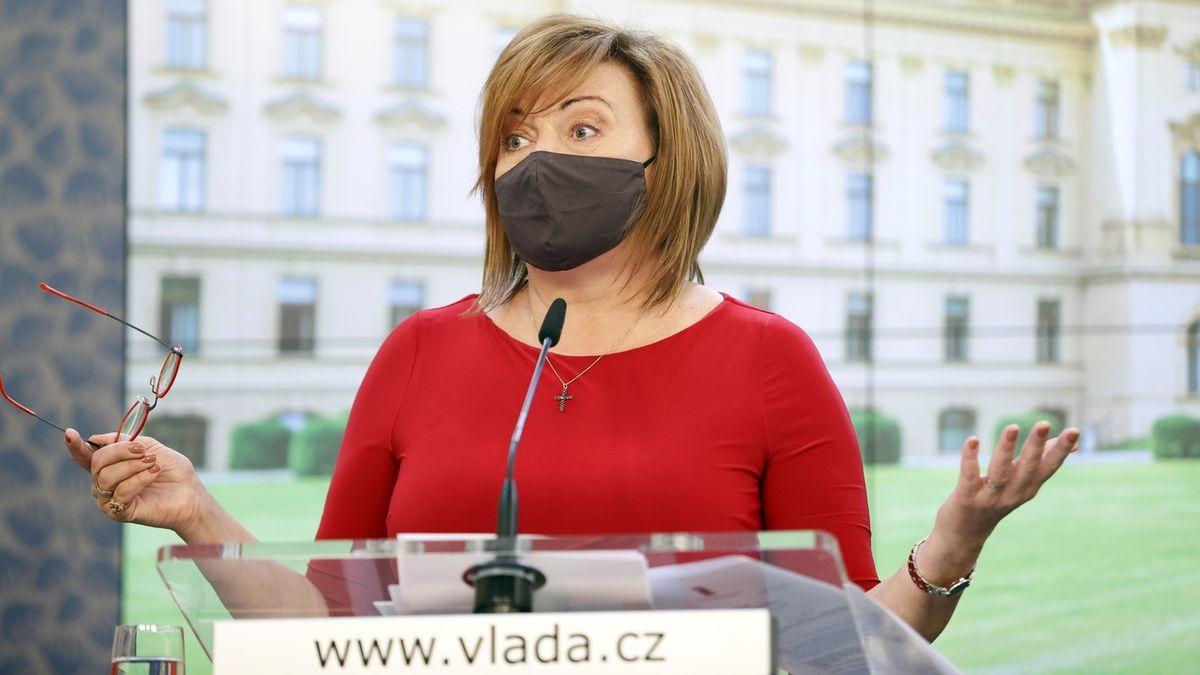Schillerová: Chci obnovit EET