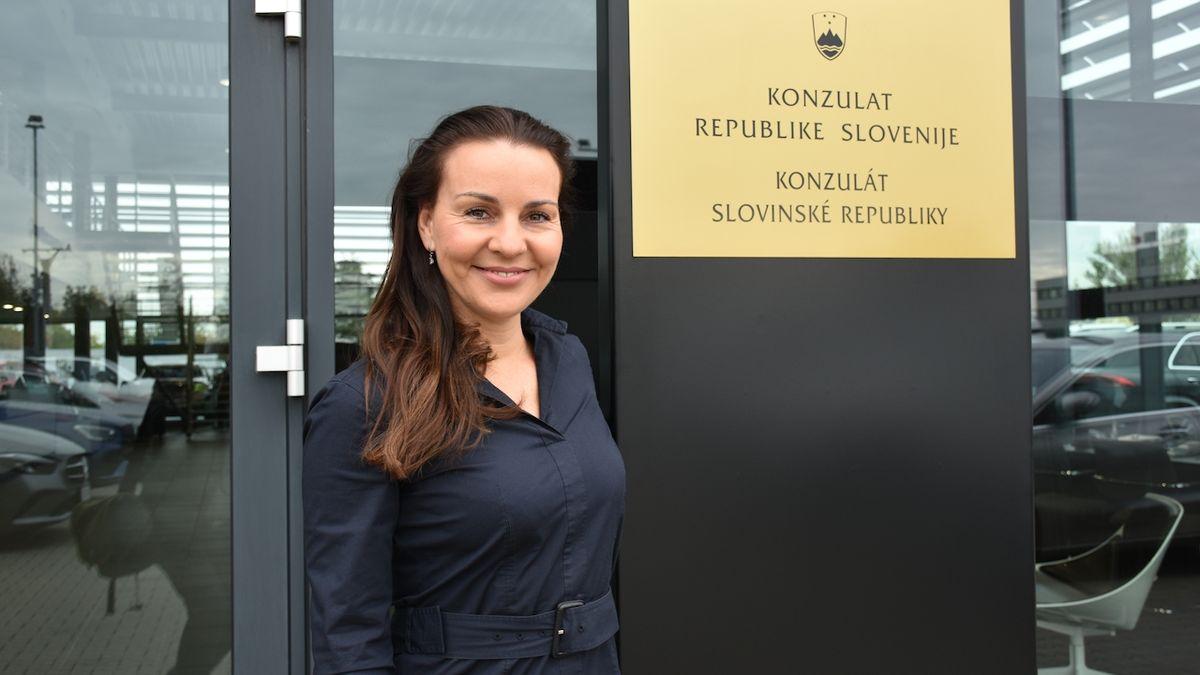 V Brně úřaduje slovinská konzulka. Moravští podnikatelé to budou mít snazší