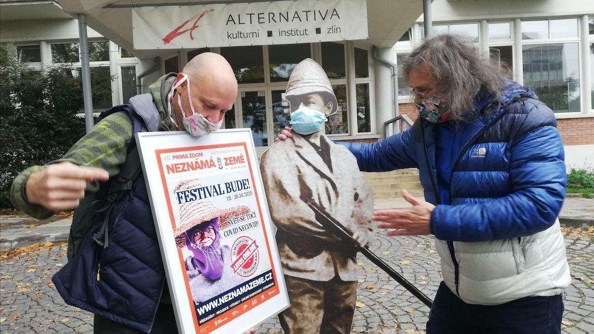 Neznámá země se letos mění v on-line festival