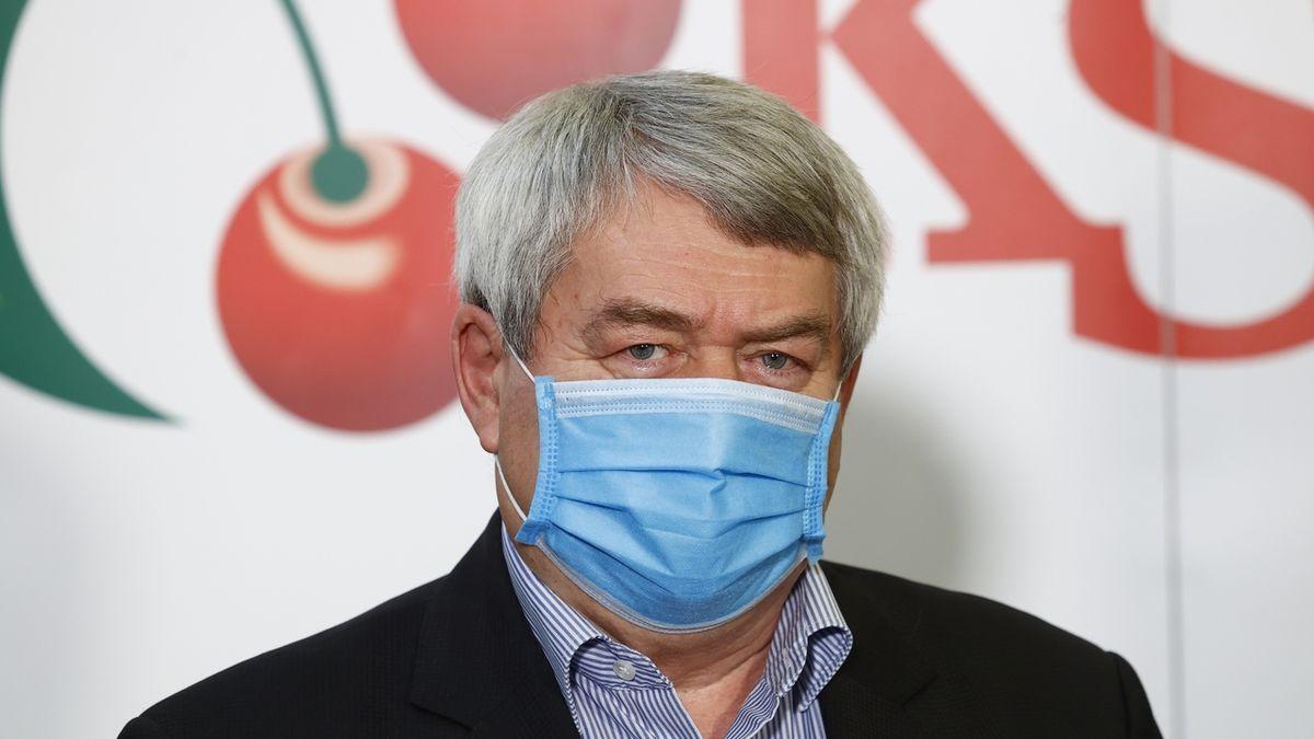 Komunisté dostali pokutu za kampaň v roce 2017