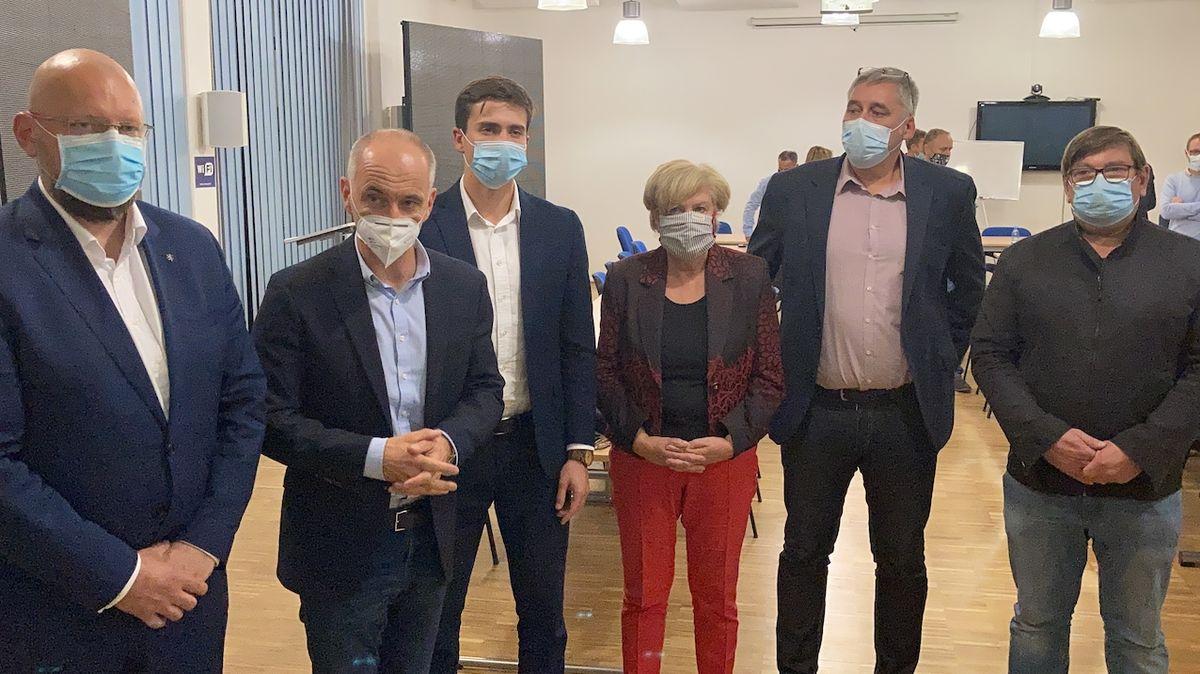 Na jihu Čech vzniká koalice bez ANO