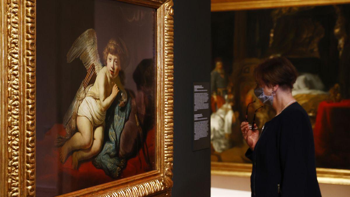 Rembrandt, malíř lidské duše
