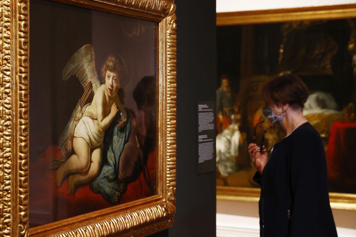 Výstava Rembrandt: Portrét člověka
