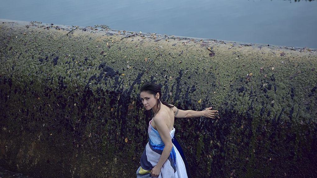 Dusilová vydá sólové album Řeka, inspirovaly ji Sudety
