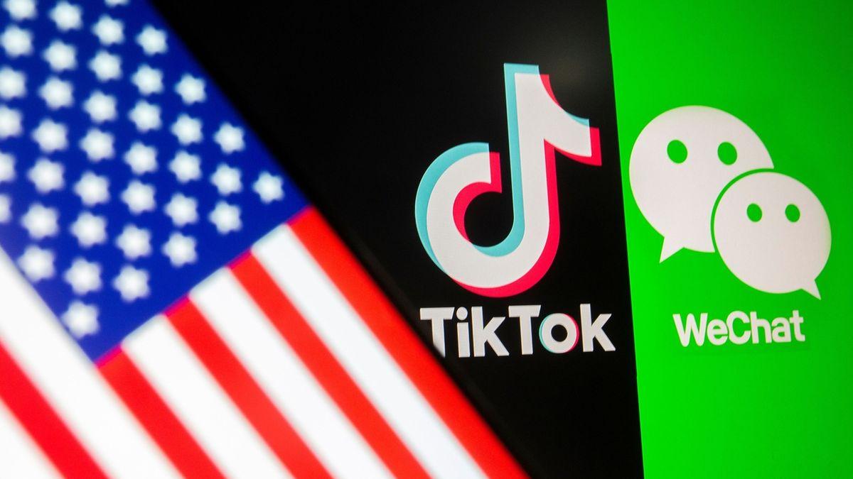 USA ruší seznam zakázaných obchodních transakcí s aplikacemi TikTok a WeChat