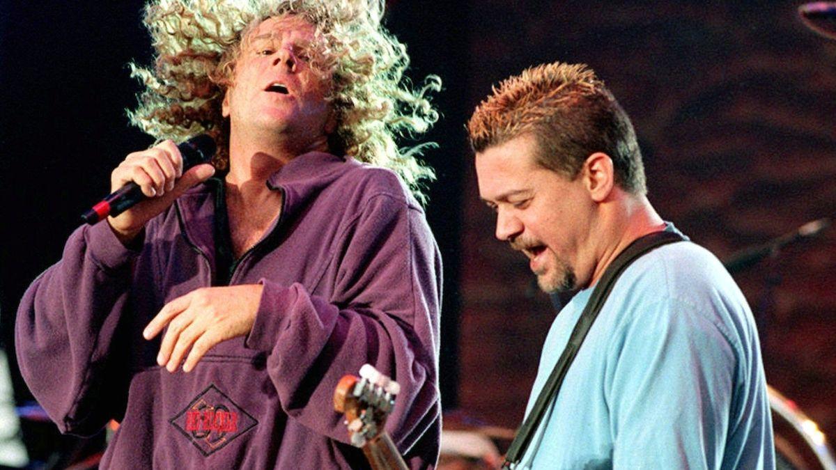Eddie Van Halen se před smrtí usmířil se Sammym Hagarem