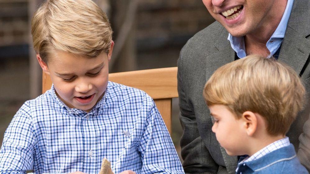 Princ George si zub vyhynulého žraloka může nechat, Malta už ho nechce