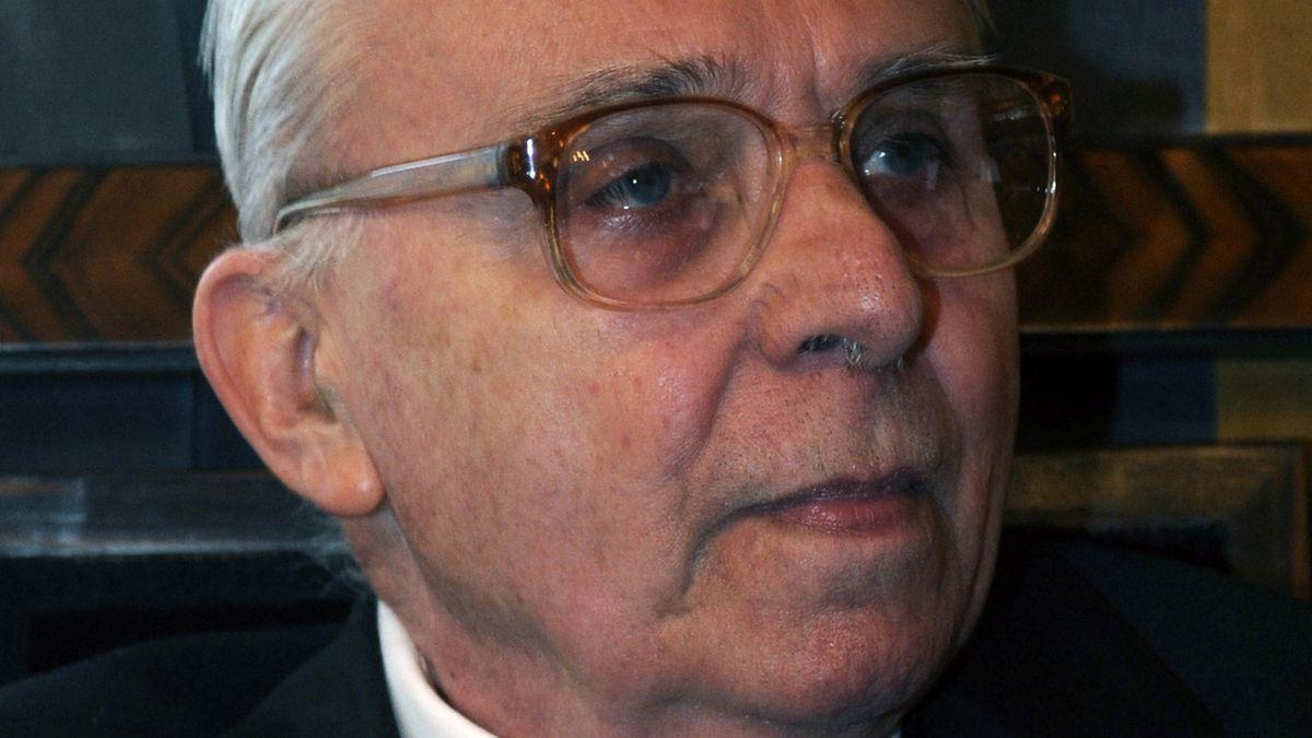 V 90 letech zemřel porevoluční ředitel ND Jindřich Černý