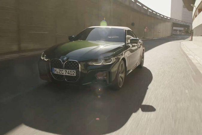 Nové BMW řady 4 Cabrio
