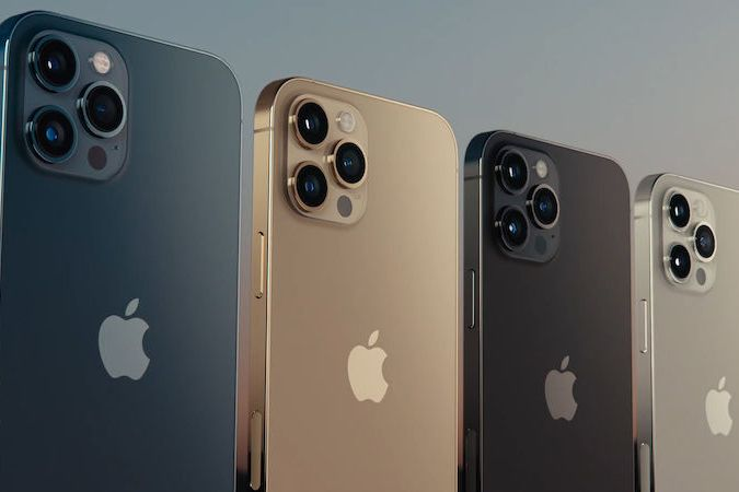 Představení chytrého telefonu Apple iPhone 12 Pro