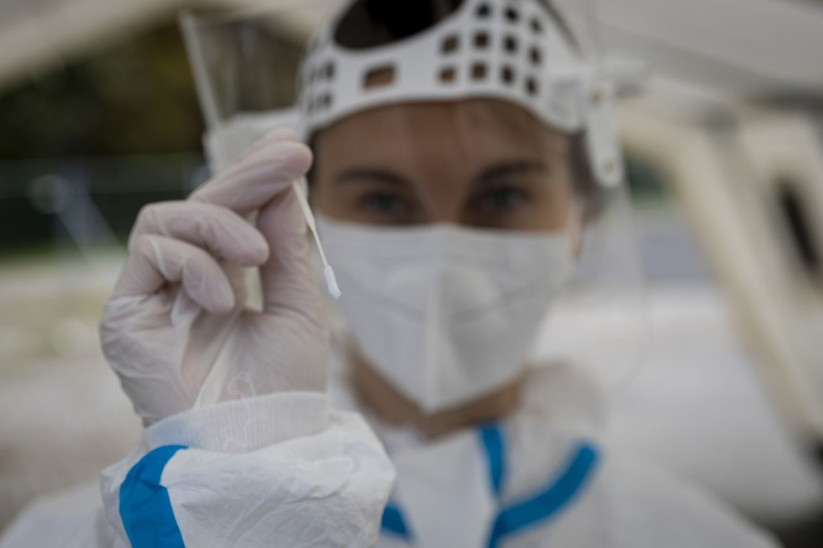 Na Olomoucku je rekordní počet hospitalizovaných s covidem