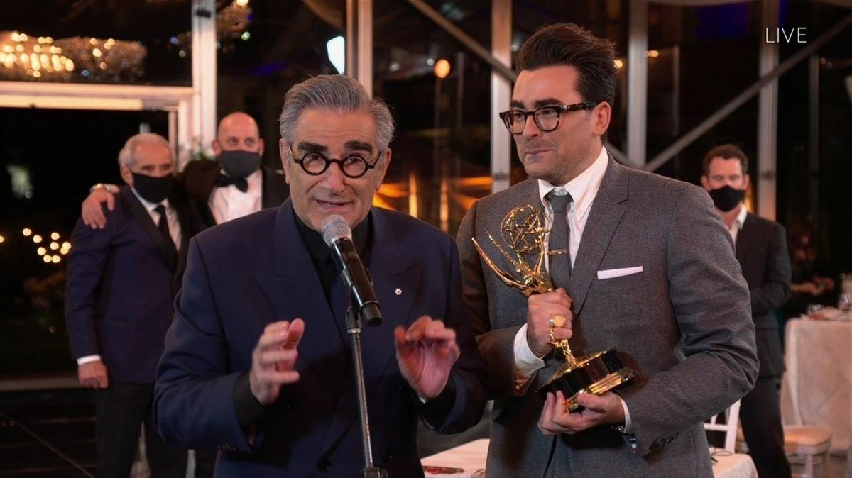 Ceny Emmy ovládli Strážci a Schitt's Creek