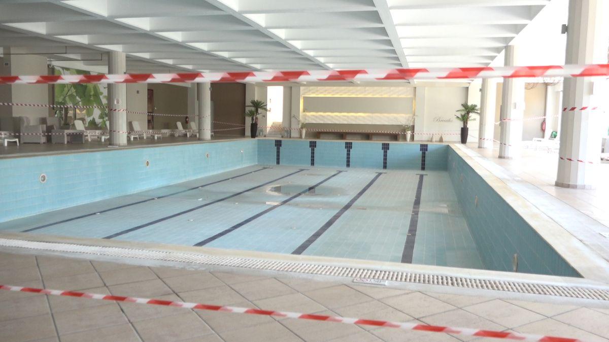 Bazény venku se otevřou 31. května, vnitřní 14. června, řekla Svrčinová