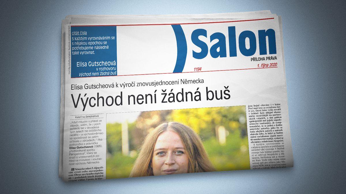 Vychází nový Salon: O východním Německu po třiceti letech od znovusjednocení země