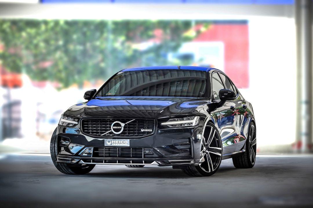Volvo S60 v úpravě Heico Sportiv
