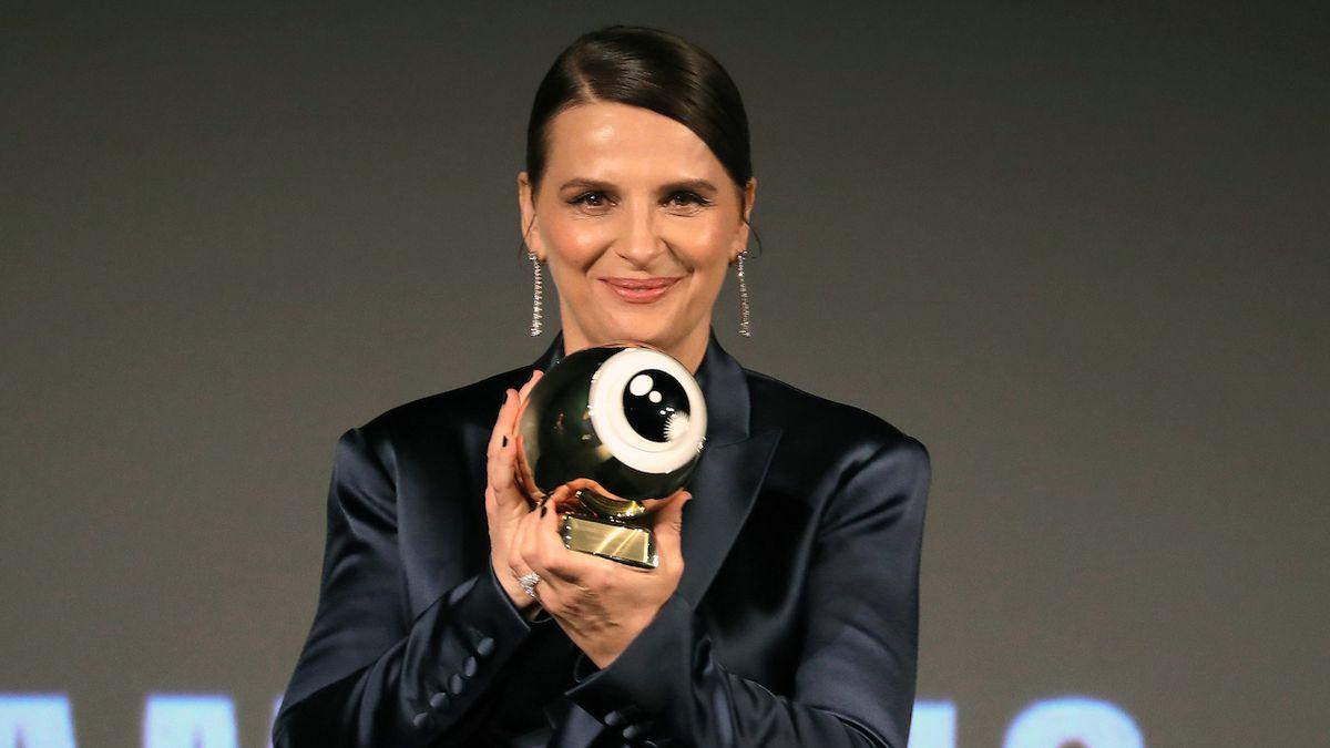 Juliette Binocheová dostala Zlatou ikonu