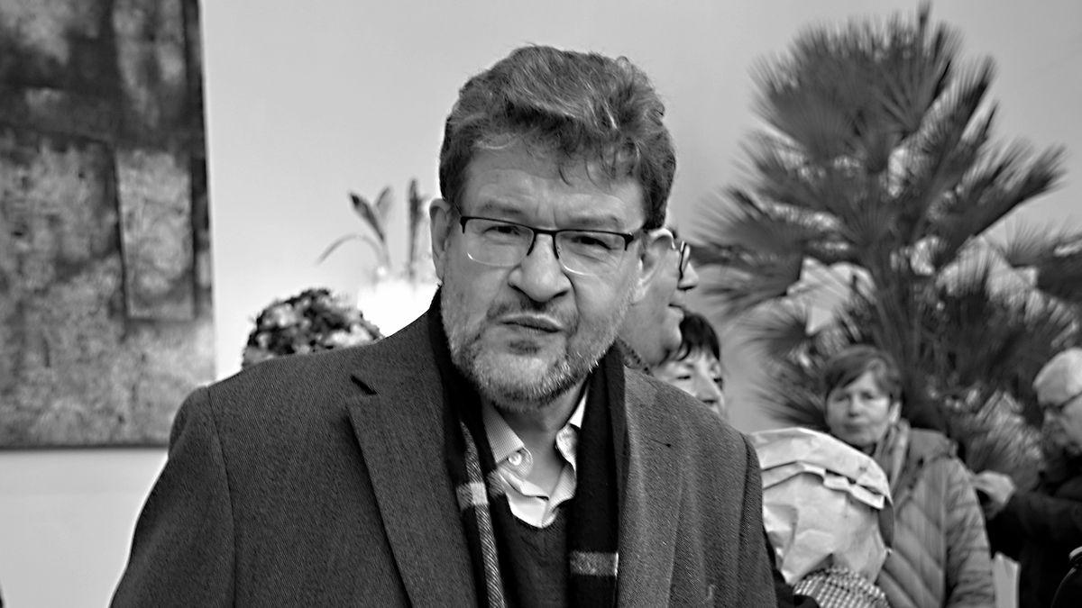 Ředitel odboru kultury Správy Pražského hradu Václav Beránek: Do Lublaně půjčujeme největší jména