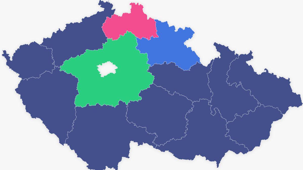 V Královéhradeckém a Ústeckém kraji podepsali koaliční smlouvy
