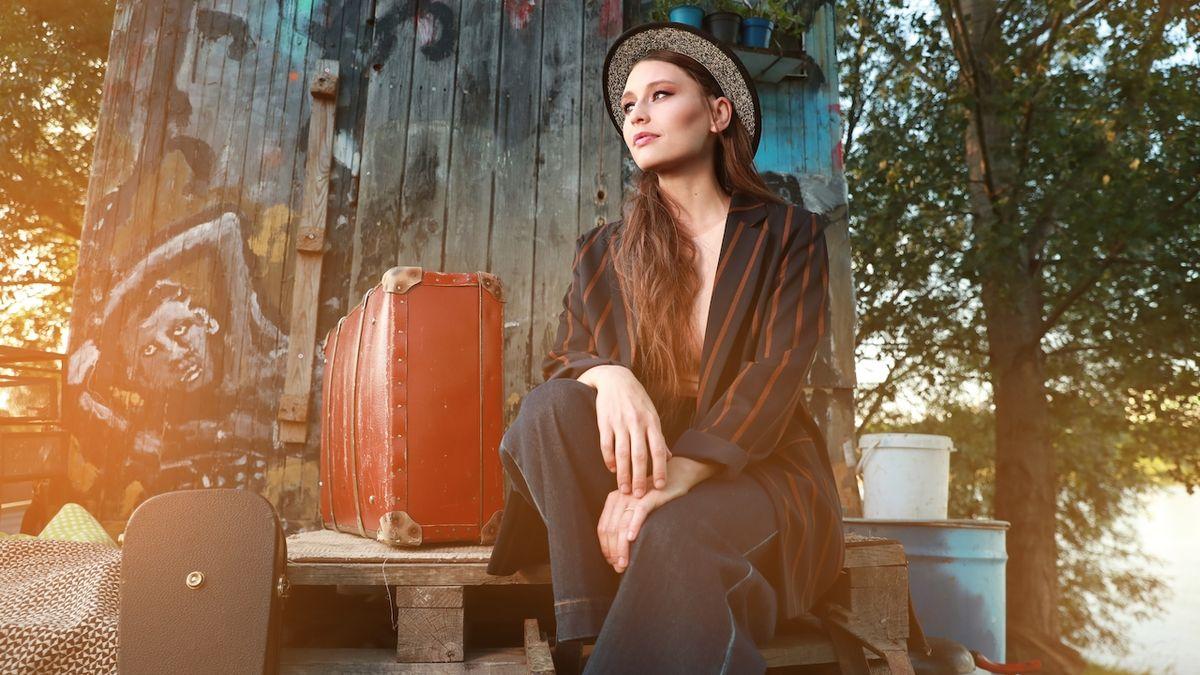 Zpěvačka Kateřina Marie Tichá: V písničkách nesnáším vatu