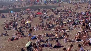 Září lámalo rekordy. Bylo celosvětově nejteplejší v historii měření