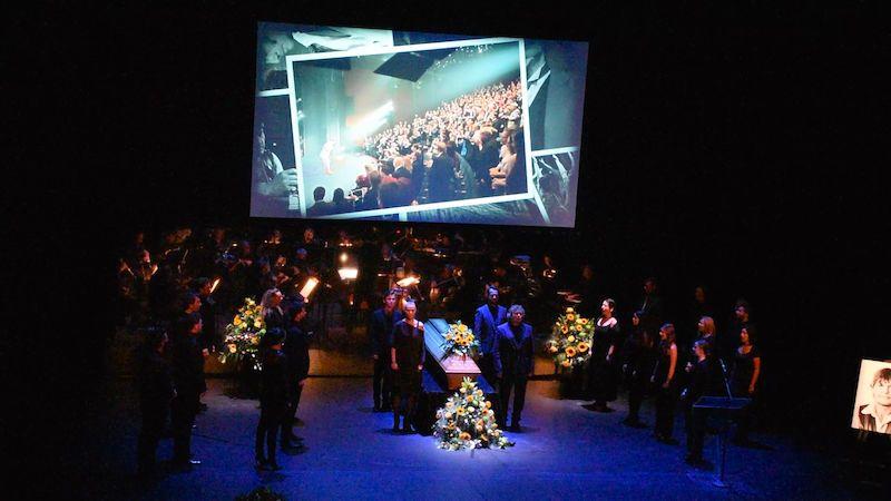 Divadlo se rozloučilo s Martinem Havelkou na hudební scéně
