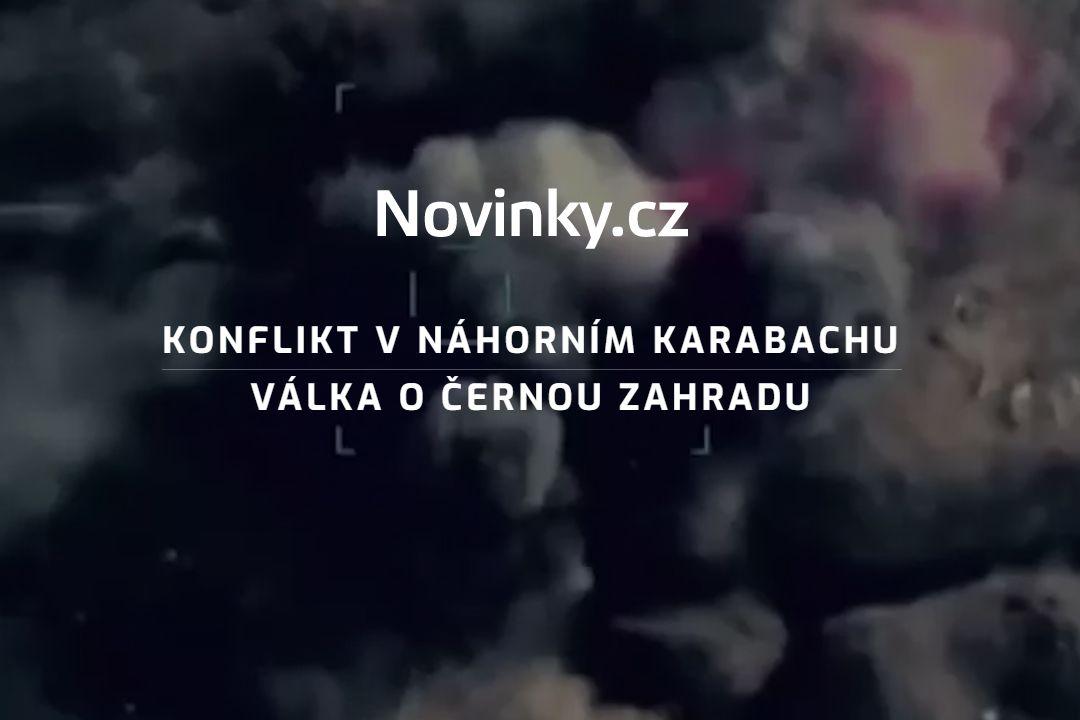 Karabach - Válka o Černou zahradu